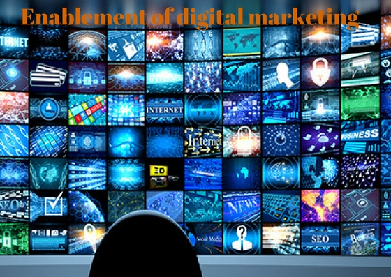 Enablement of digital space